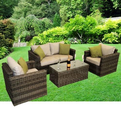 31 best rattan garden furniture sofa sets images on pinterest