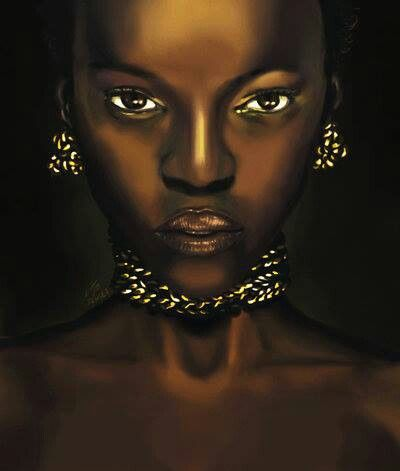 Black art african american woman art pinterest for Wonderful black