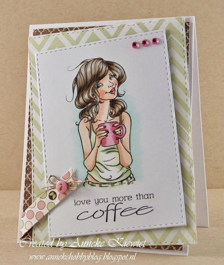 Anneke's hobbyblog: Mo Manning, Coffee.