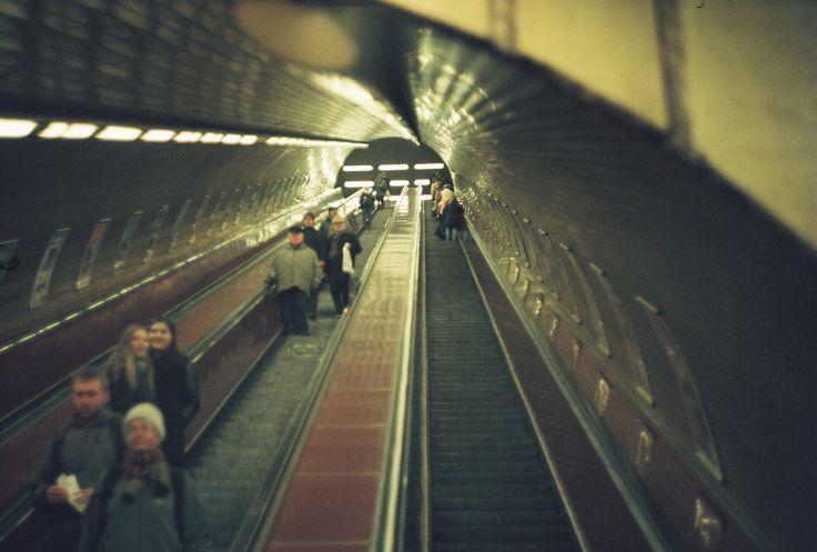 Metro =A= Jiřího z Poděbrad v Praha, Hlavní město Praha