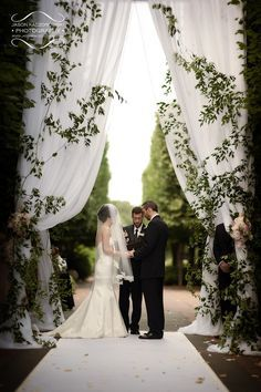 chicago botanic garden this was one of my favorite ceremony looks at the garden loved illinois wedding venueschicago
