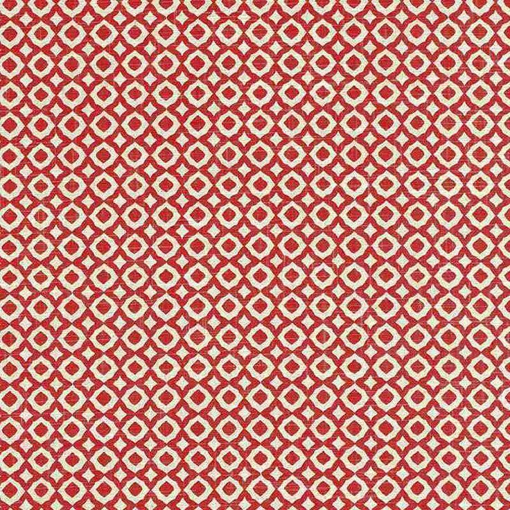 Warwick Fabrics : JAIPUR RUBY