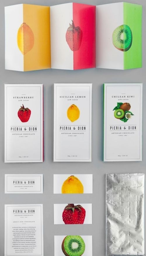 Individual flavor pages