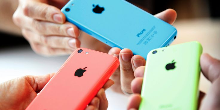 Forget the iPhone X: The iPhone 5c is still the best-looking phone Apple has ever made (AAPL) #Correctrade #Trading #News