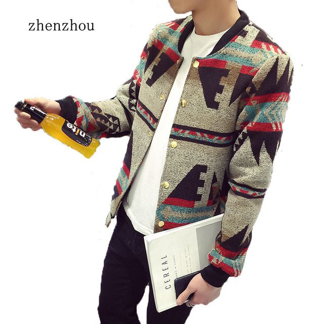 We love it and we know you also love it as well ZhenZhou M-5XL Bomber Jacket Men 2016 Mens Fall Jacket Jacket 2016 Men Print Jaqueta College Masculina BA06 just only $25.88 with free shipping worldwide  #jacketscoatsformen Plese click on picture to see our special price for you