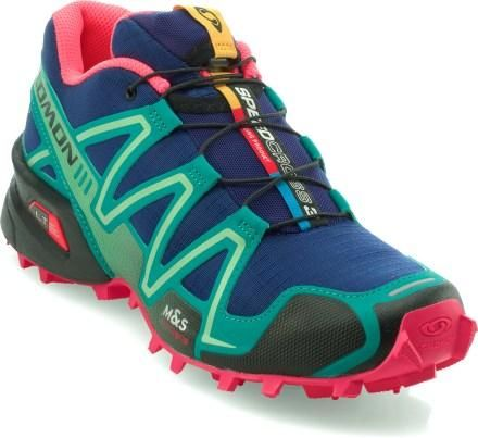 Just got these...love them!! Salomon Speedcross 3 Trail-Running Shoes - Women\'s
