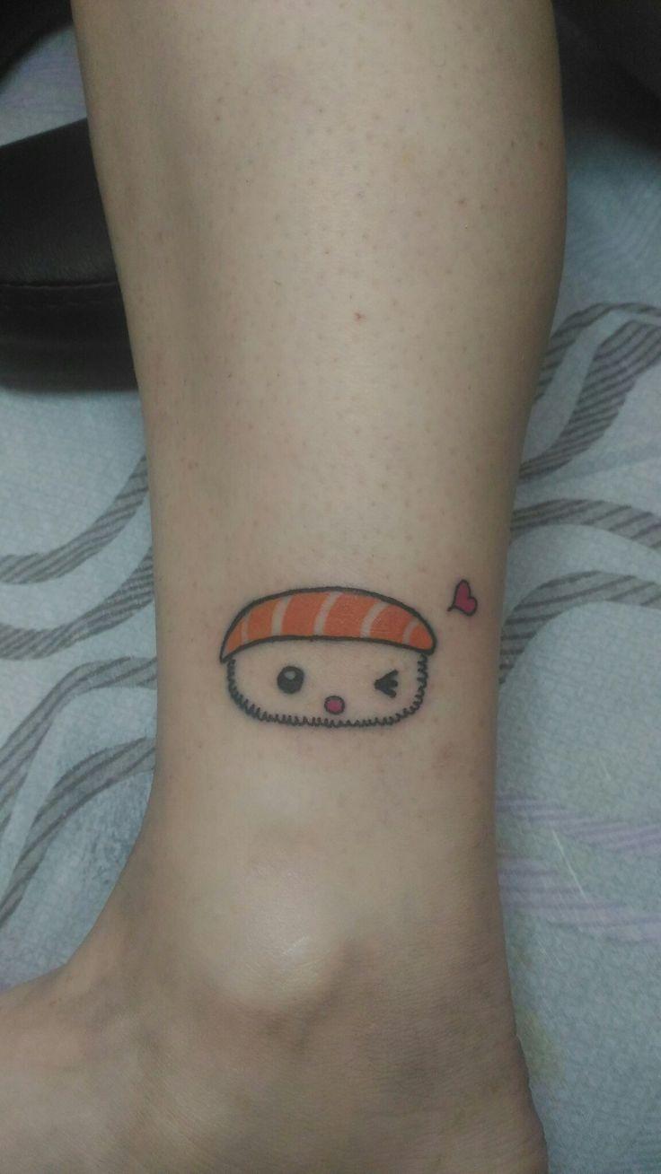 #sushi #nighiri #tatuaggio #follia