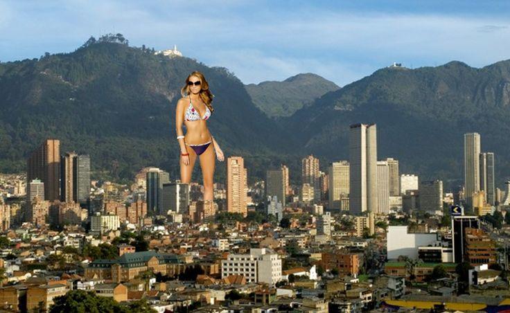 Bogota cerros orientales