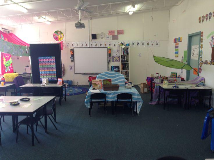 Classroom term 1