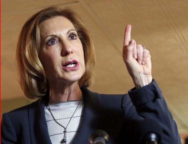 Presidential hopeful Carly Fiorina uses medieval history degree to knock Obama in Michigan | MLive.com