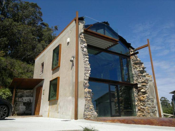 moderne Fenster & Tür von Tagarro-De Miguel Arquitectos