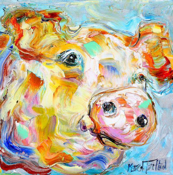 Oil Painting Anim E