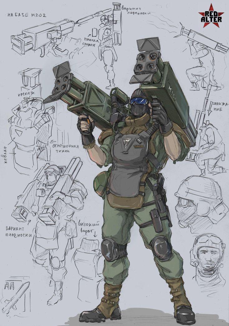 Rocket defender by ~TugoDoomER on deviantART
