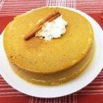 Einfacher Instant Pot Keto Crustless Pumpkin Pie