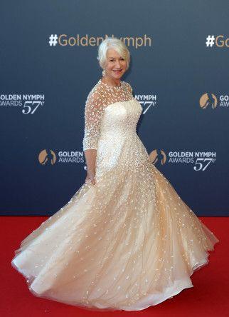 50 Cent om Helen Mirren: - - Hun vet at hun tenner meg - Se&Hør