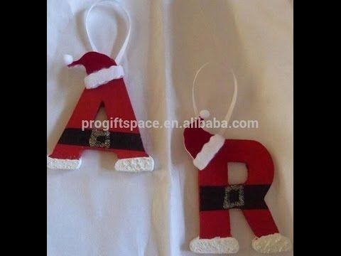 54 mejores im genes sobre navidad manualidades en pinterest natal navidad y caramelo de menta - Adornos para regalar en navidad ...