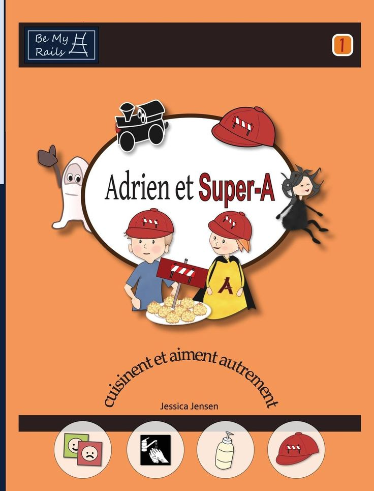 48 best Adrian and Super-A /Books & Workbooks for Social Skills ...