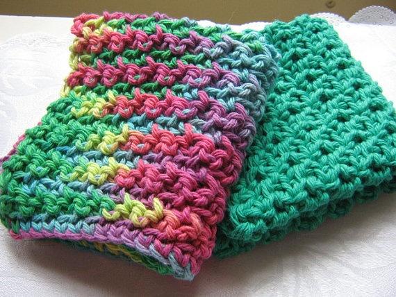 Colorful Dish/Wash Cloths