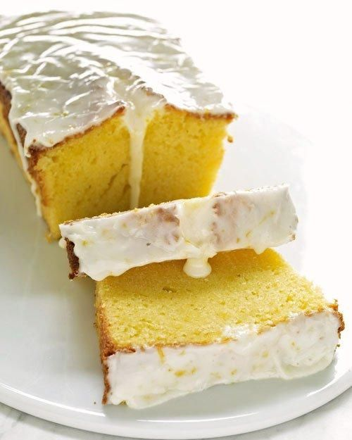 Martha Stewart Lemon Pound Cake Recipes