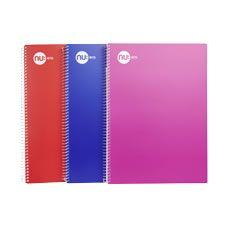 Nu Era Bright A4 Notebook