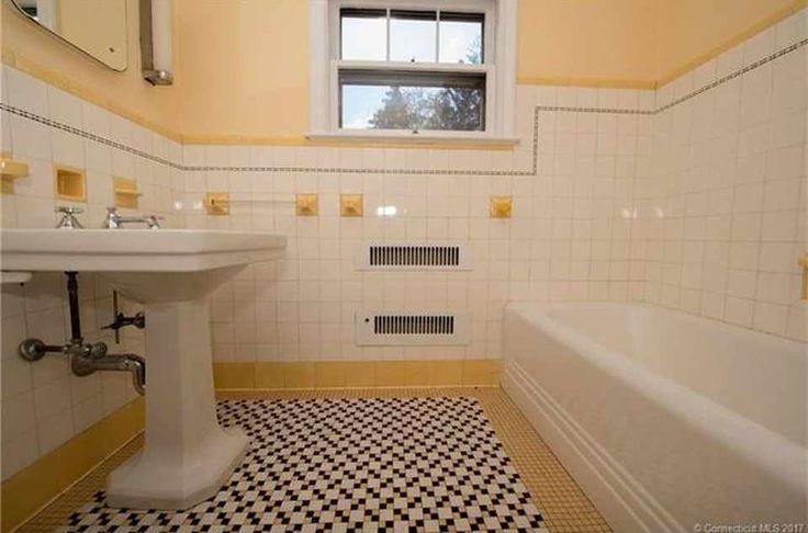 384 Best Retro Bathrooms Images On Pinterest Bathroom Bathrooms And Retro Bathrooms