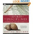 This is a great book that goes into detail about what the spiritual disciplines are, and how we can apply them to our lives.