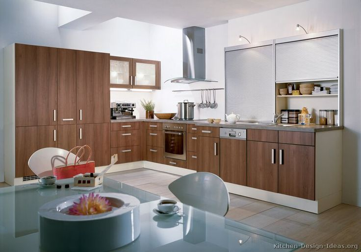 Kitchen idea of the day not too dark not too light for Alno kitchen cabinets