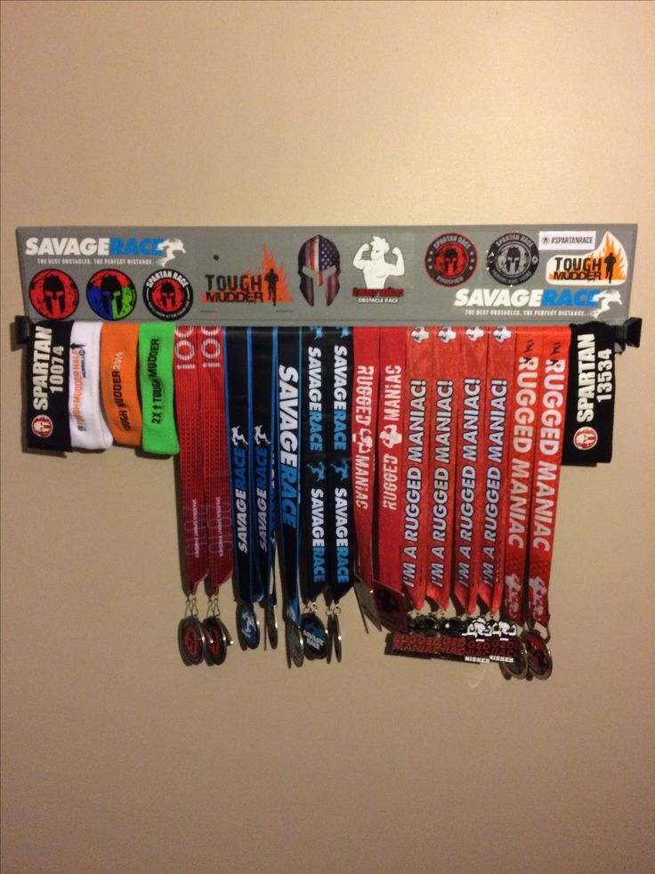 Best 25 Medal Displays Ideas On Pinterest Race Medal