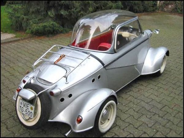 Why an electric Bubble car  #RePin by AT Social Media Marketing - Pinterest Marketing Specialists ATSocialMedia.co.uk