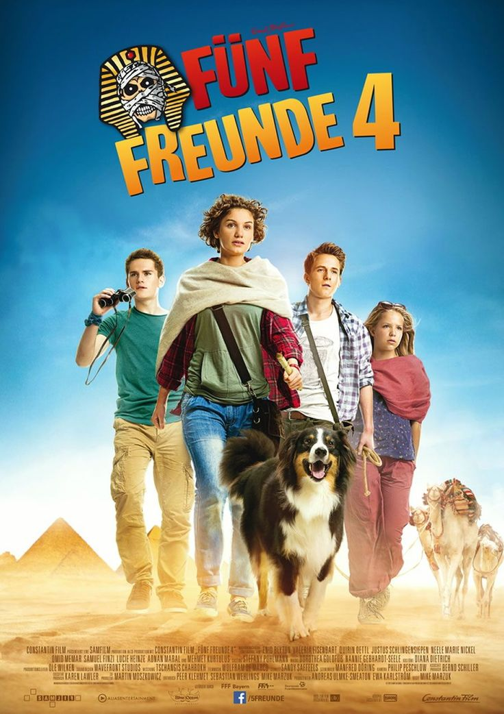 Film: Fünf Freunde 4