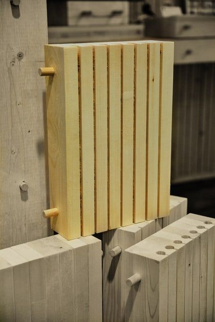 StructureCraft is the first producer of DLT (Dowel Laminated Timber) in North America. DLT's benefit: an all wood & cost effective mass timber product.