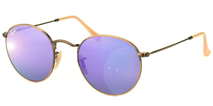 Ray Ban RB 3447 Round 167/1M Shop Online at Gaffos.com