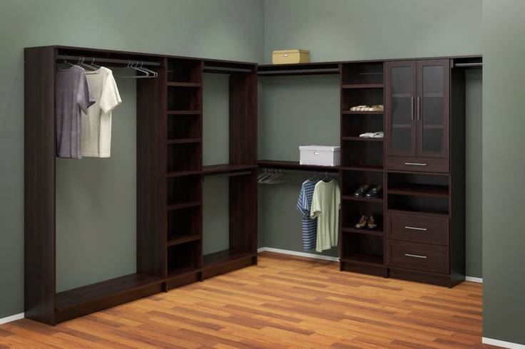 17 best images about closet on pinterest closet for Woodtrac closets