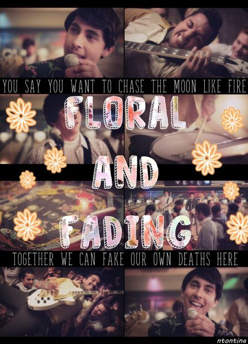 Floral And Fading//Pierce The Veil