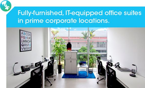 Fully-furnished serviced office in prime locations in Singapore. Prestigious business address is available.