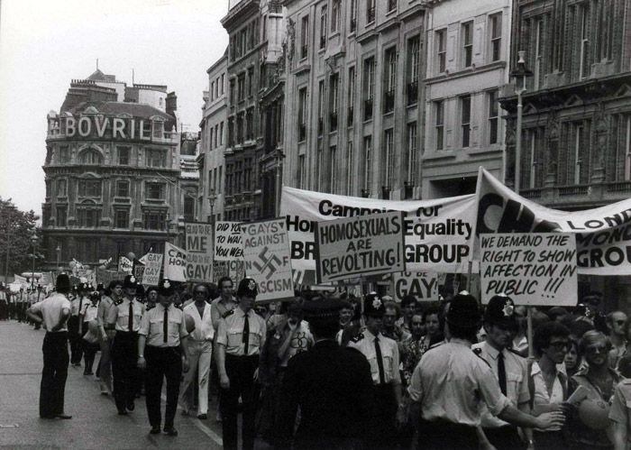 recent legislation about hiring gay people