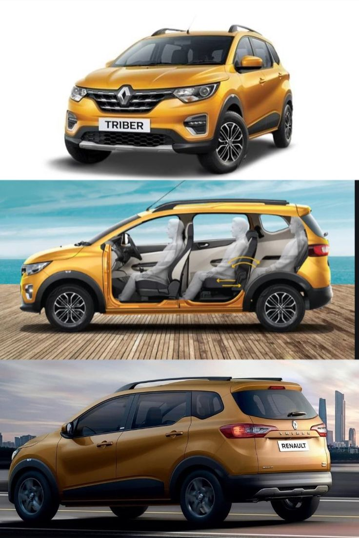 2020 Renault Triber RXZ AMT in 2020 Product launch