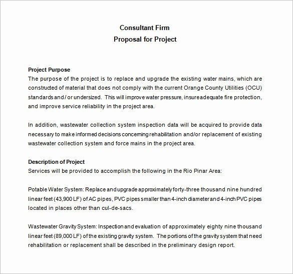 Services Proposal Template Free In 2020 Proposal Templates