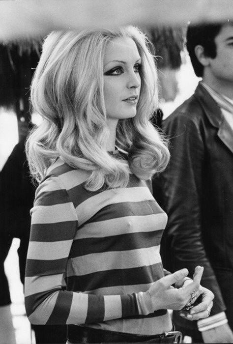 So awesome! Patty Pravo, 1966