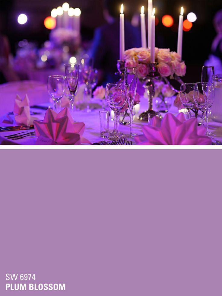 34 best Paint Swatch Madness images on Pinterest Color  : 204e46b7add396c449027f705dba0c10 purple paint colors color magic from www.pinterest.com size 736 x 981 jpeg 61kB