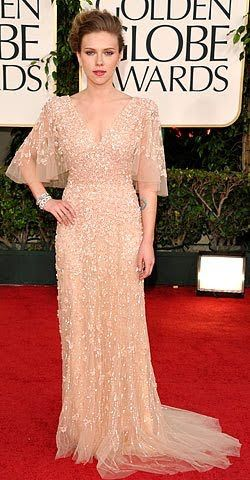 Sandra Bullock, Emma Stone, and Mila Kunis looked Golden; Heidi Klum, well, um… We grade their looks, and 19 more