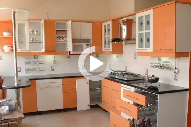 Small Kitchen Indian Style Kitchen Interior Design Interior Design Kitchen Kitchen Furniture Design Kitchen Room Design