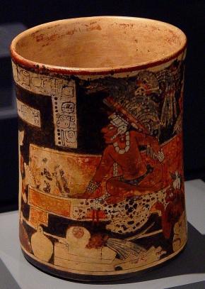 Polychrome Pottery as Sociopolitical Tender in Pre-Columbian Maya Society