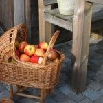 Zelfgemaakte appelmoes