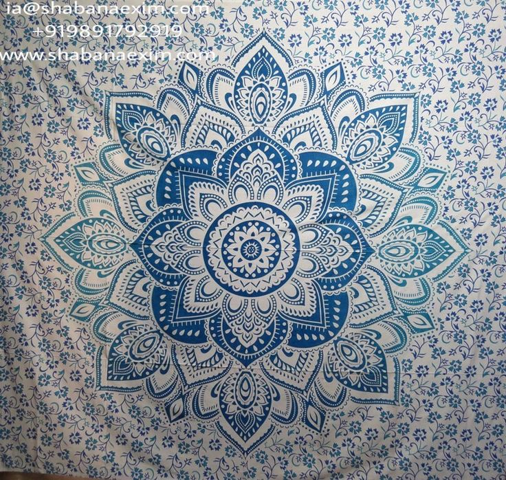 BOHO WALL TAPESTRY  Material:-100% Cotton Size:- Queen Color:- Many Color Combination Designs:-Many popular design, hippie designs, classic designs, God design, celtic design. Uses:-Bedspread, beach throw, wall hangings, ceiling hanging, throw, tapestry,etc. Logo/ Label:-Logo or label can be printed or stitched, etc as per demand. ia@shabanaexim.com +919891792919 www.shabanaexim.com