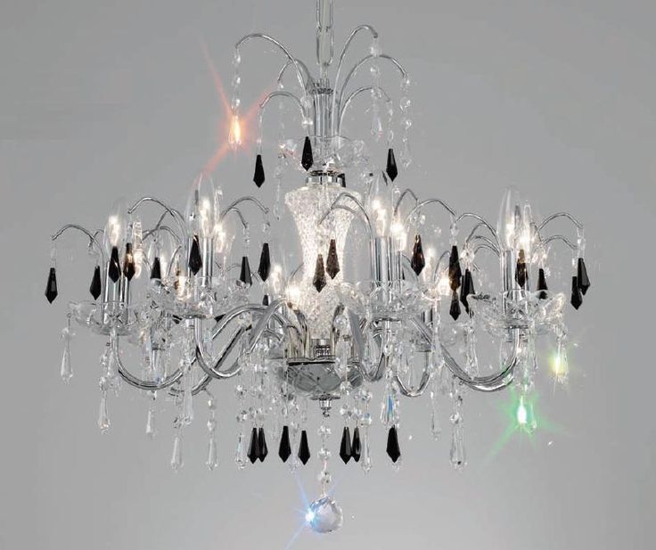 Kolarz Lightings Licia Range Of Crystal Chandeliers Is Available From Luxury  Lighting. An Opulent,