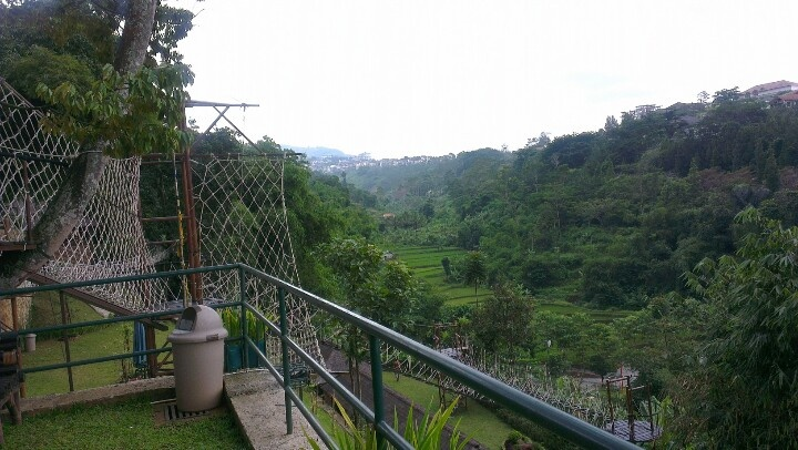 The valley Bandung