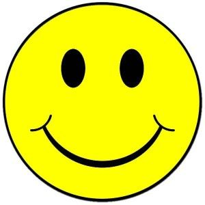 The Exhausted Smiley Face Emoticon