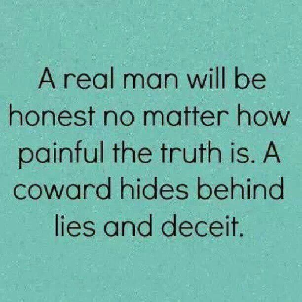 Yep and your husband is a coward....that's for sure and a manipulator....maybe that's why you two are perfect for each other...you will both cheat, lie, and steal to get ahead in life.....No thanks I'd rather stand up for what is right and have a clear conscience!!!