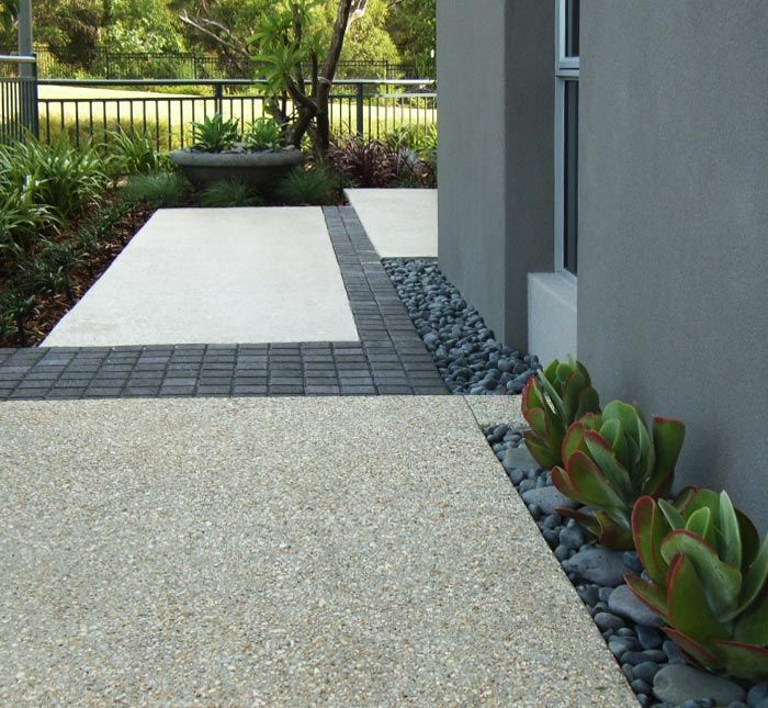 Patio Living Perth: Best 25+ Exposed Aggregate Ideas On Pinterest